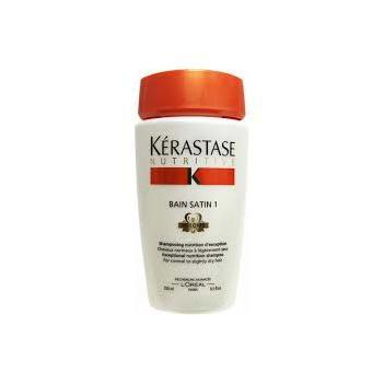 Kerastase Nutritive Bain Satin 1 Exceptional Nutrition Shampoo (For Normal to Slightly Dry Hair) 250ml/8.5oz-Haircare-Cherry Birch
