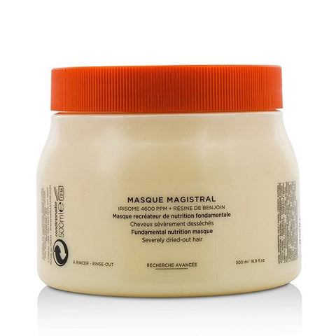 Kerastase Nutritive Masque Magistral Fundamental Nutrition Masque (Severely Dried-Out Hair) 500ml/16.9oz-Haircare-Cherry Birch