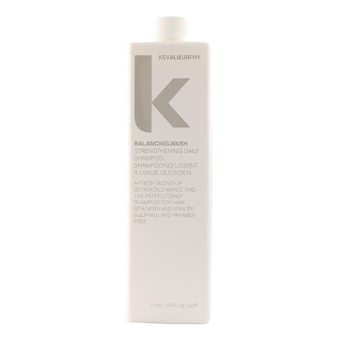 Kevin Murphy Balancing.Wash (Strengthening Daily Shampoo - For Coloured Hair) 1000ml/33.6oz-Haircare-Cherry Birch