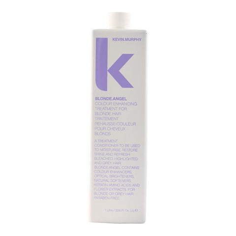 Kevin Murphy Blonde.Angel Colour Enhancing Treatment (For Blonde Hair) 1000ml/33.6oz-Haircare-Cherry Birch