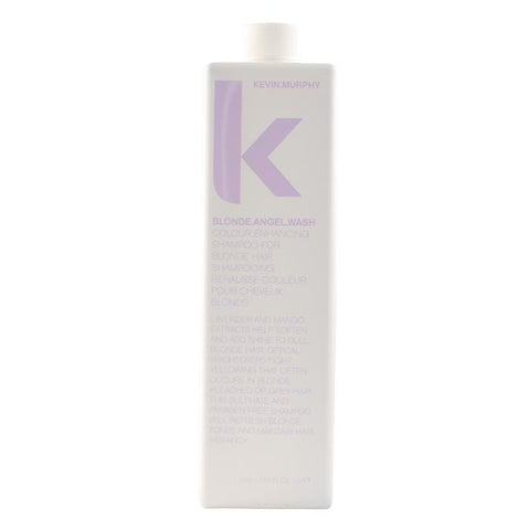 Kevin Murphy Blonde.Angel.Wash (Colour Enhancing Shampoo - For Blonde Hair) 1000ml/33.6oz-Haircare-Cherry Birch