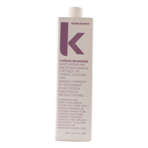 Kevin Murphy Hydrate-Me.Masque (Moisturizing and Smoothing Masque - For Frizzy or Coarse, Coloured Hair) 1000ml/33.6oz-Haircare-Cherry Birch
