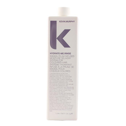 Kevin Murphy Hydrate-Me.Rinse (Kakadu Plum Infused Moisture Delivery System - For Coloured Hair) 1000ml/33.6oz-Haircare-Cherry Birch