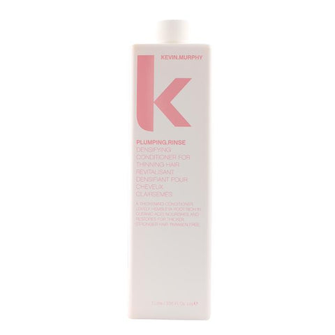 Kevin Murphy Plumping.Rinse Densifying Conditioner (A Thickening Conditioner - For Thinning Hair) 1000ml/33.6oz-Haircare-Cherry Birch