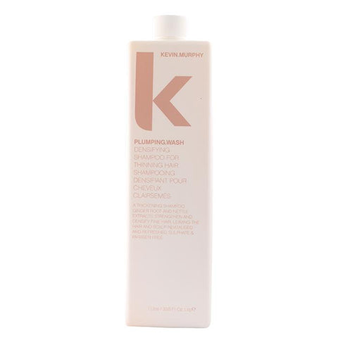 Kevin Murphy Plumping.Wash Densifying Shampoo (A Thickening Shampoo - For Thinning Hair) 1000ml/33.6oz-Haircare-Cherry Birch