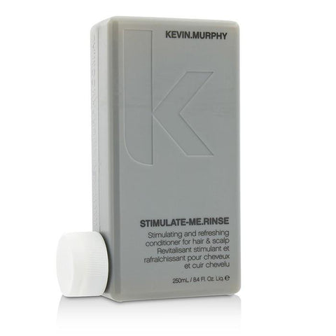 Kevin Murphy Stimulate-Me.Rinse (Stimulating and Refreshing Conditioner - For Hair & Scalp) 250ml/8.4oz-Haircare-Cherry Birch
