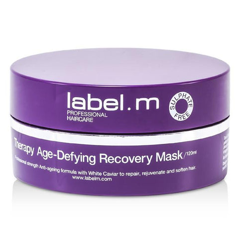 Label.M Therapy Age-Defying Recovery Mask (To Repair, Rejuvenate and Soften Hair) 120ml/4oz-Haircare-Cherry Birch