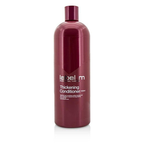 Label.M Thickening Conditioner (Hydrates and Nourishes Whilst Infusing Hair with Weightless Volume For Long-Lasting Body and Lift) 1000ml/33.8oz-Haircare-Cherry Birch