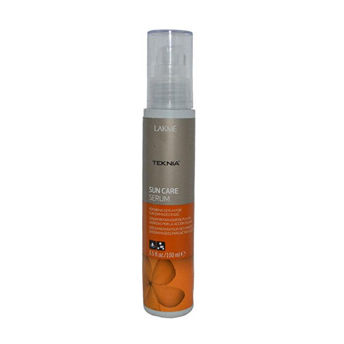 Lakme Teknia Sun Care Repairing Serum 100ml-Haircare-Cherry Birch