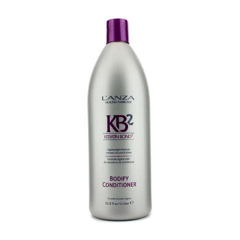 Lanza KB2 Bodify Conditioner 1000ml/33.8oz-Haircare-Cherry Birch