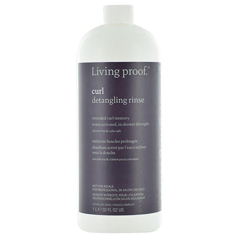 Living Proof Curl Detangling Rinse 1000ml/32oz-Haircare-Cherry Birch