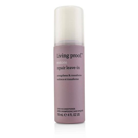 Living Proof Restore Repair Leave-In Conditioner 118/4oz-Haircare-Cherry Birch
