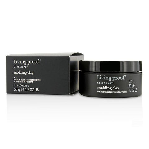 Living Proof Style Lab Molding Clay (Medium Hold) 50g/1.7oz-Haircare-Cherry Birch