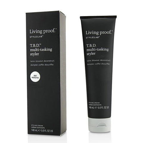 Living Proof Style Lab T.B.D. Multi-Tasking Styler 148ml/5oz-Haircare-Cherry Birch