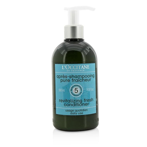 L'Occitane Aromachologie Revitalising Fresh Conditioner (Daily Use) 500ml/16.9oz-Haircare-Cherry Birch