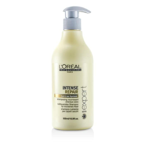 L'Oreal Professionnel Expert Serie - Intense Repair Nutrition Shampoo (For Dry Hair) 500ml/16.9oz-Haircare-Cherry Birch