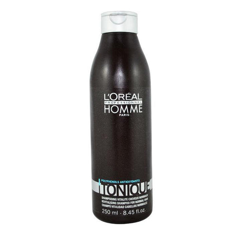 L'Oreal Professionnel Homme Tonique Shampoo 250ml/8.45oz-Haircare-Cherry Birch