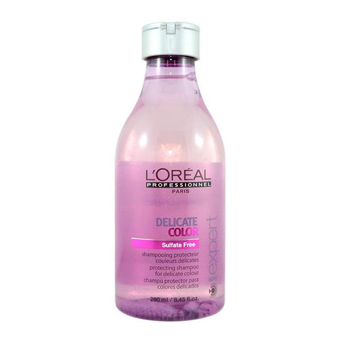 L'oreal Professionnel Serie Expert Delicate Color Shampoo 250ml-Haircare-Cherry Birch