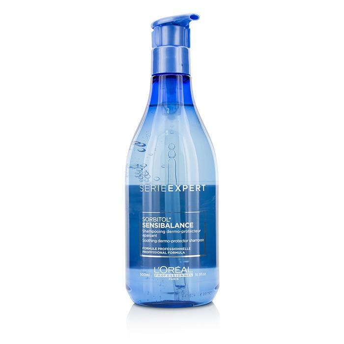 L'Oreal Professionnel Serie Expert - SensiBalance Sorbitol Soothing Dermo-Protector Shampoo 500ml/16.9oz-Haircare-Cherry Birch