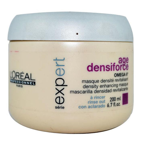 L'oreal Serie Expert Age Densiforce Density Enhancing Masque 200ml-Haircare-Cherry Birch