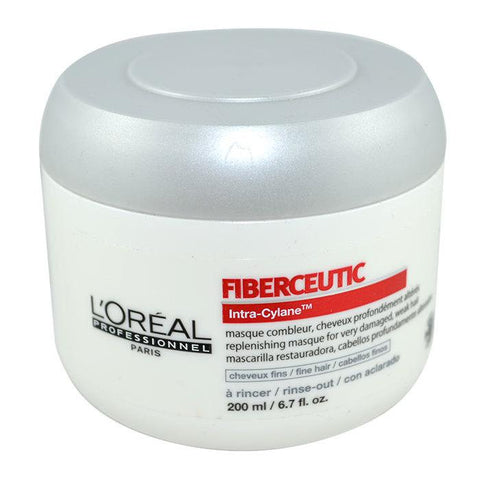 Loreal Serie Expert Fiberceutic Fine Hair Masque 200ml-Haircare-Cherry Birch