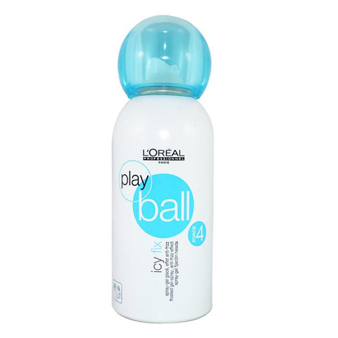 Loreal Tecni Art Play Ball Icy Fix 150ml Aerosol-Haircare-Cherry Birch