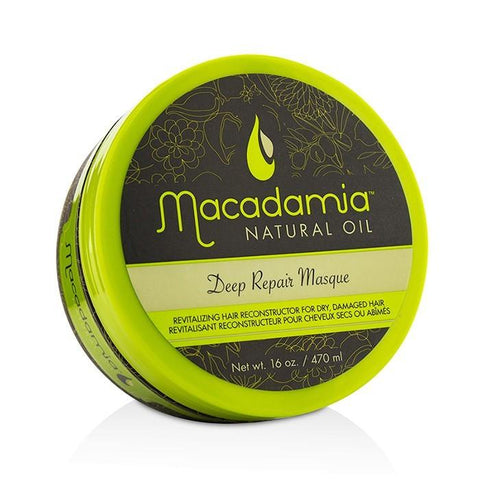 Macadamia Natural Oil Deep Repair Masque (For Dry, Damaged Hair) 470ml/16oz-Haircare-Cherry Birch