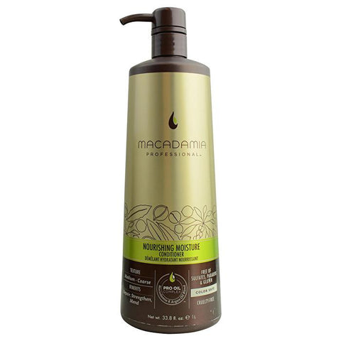 Macadamia Natural Oil Professional Nourishing Moisture Conditioner 1000ml/33.8oz-Haircare-Cherry Birch