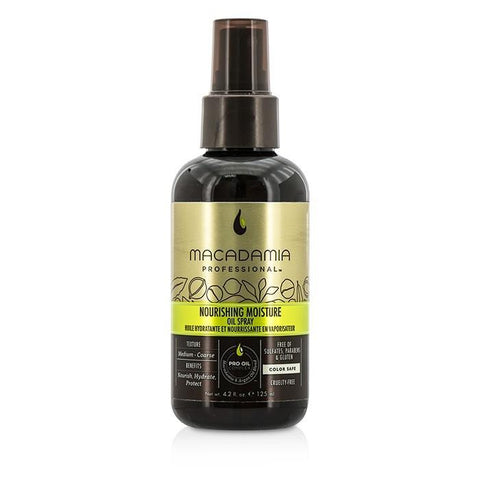 Macadamia Natural Oil Professional Nourishing Moisture Oil Spray 125ml/4.2oz-Haircare-Cherry Birch
