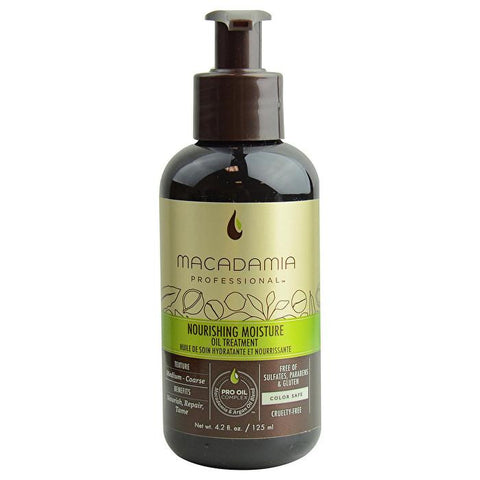 Macadamia Natural Oil Professional Nourishing Moisture Oil Treatment 125ml/4.2oz-Haircare-Cherry Birch