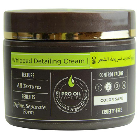 Macadamia Natural Oil Professional Whipped Detailing Cream 57g/2oz-Haircare-Cherry Birch