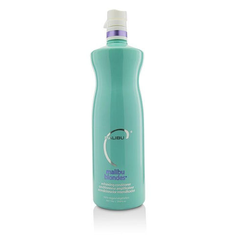 Malibu C Malibu Blondes Enhancing Conditioner 1000ml/33.8oz-Haircare-Cherry Birch