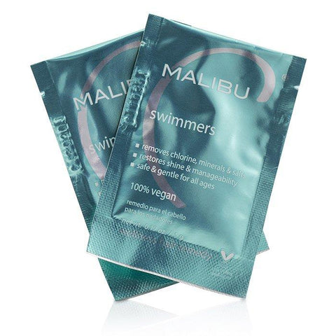 Malibu C Swimmers Wellness Hair Remedy 12x5g/0.17oz-Haircare-Cherry Birch