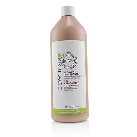 Matrix Biolage R.A.W. Recover Conditioner (For Stressed, Sensitized Hair) 1000ml/33.8oz-Haircare-Cherry Birch