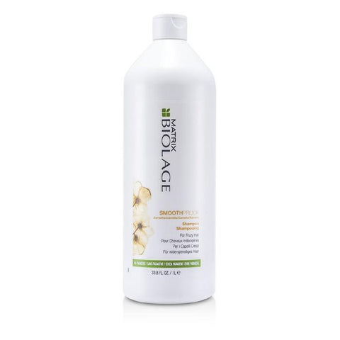 Matrix Biolage SmoothProof Shampoo (For Frizzy Hair) 1000ml/33.8oz-Haircare-Cherry Birch