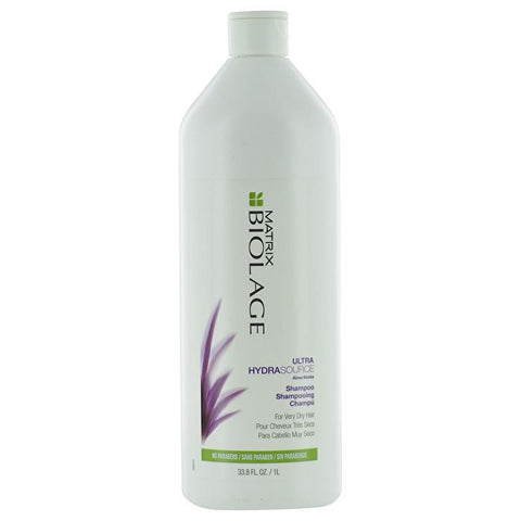 Matrix Biolage Ultra HydraSource Shampoo (For Very Dry Hair) 1000ml/33.8oz-Haircare-Cherry Birch