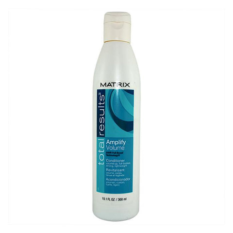 Matrix Total Results Amplify Volume Conditioner (For Fine, Limp Hair) 300ml/10.1oz-Haircare-Cherry Birch