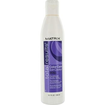 Matrix Total Results Color Care Conditioner (For Dull, Dry, Color-Treated Hair) 300ml/10.1oz-Haircare-Cherry Birch