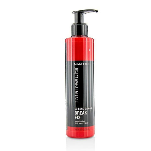 Matrix Total Results So Long Damage Break Fix (Leave-In Elixer) 200ml/6.8oz-Haircare-Cherry Birch