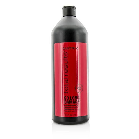 Matrix Total Results So Long Damage Ceramide Shampoo (For Repair) 1000ml/33.8oz-Haircare-Cherry Birch