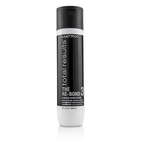 Matrix Total Results The Re-Bond Strength-Rehab System Conditioner (For Extreme Repair) 300ml/10.1oz-Haircare-Cherry Birch