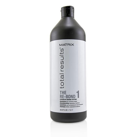 Matrix Total Results The Re-Bond Strength-Rehab System Shampoo (For Extreme Repair) 1000ml/33.8oz-Haircare-Cherry Birch