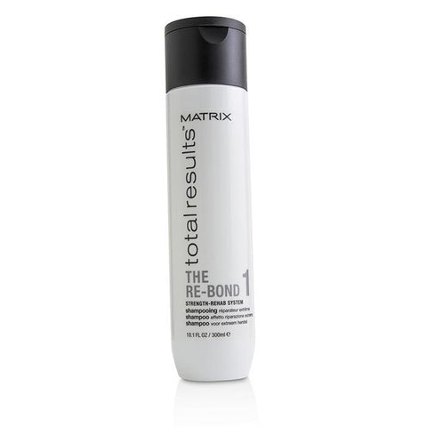 Matrix Total Results The Re-Bond Strength-Rehab System Shampoo (For Extreme Repair) 300ml/10.1oz-Haircare-Cherry Birch