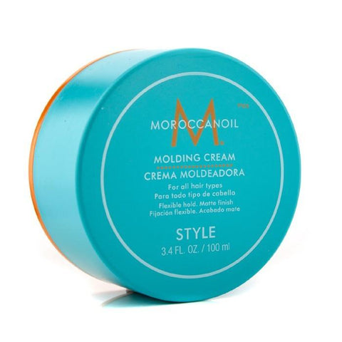 Moroccanoil Molding Cream (For All Hair Types) 100ml/3.4oz-Haircare-Cherry Birch