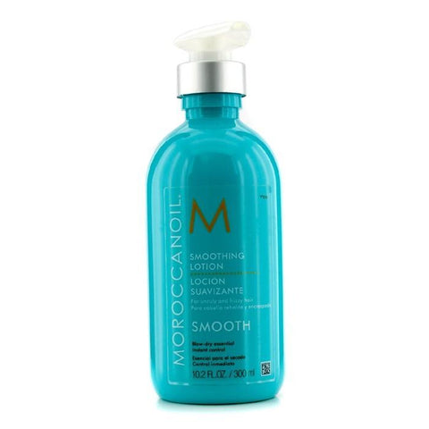 Moroccanoil Smoothing Lotion (For Unruly and Frizzy Hair) 300ml/10.2oz-Haircare-Cherry Birch