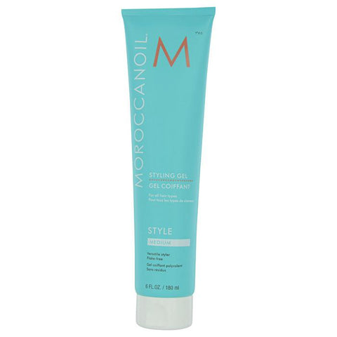 Moroccanoil Styling Gel - # Medium 180ml/6oz-Haircare-Cherry Birch