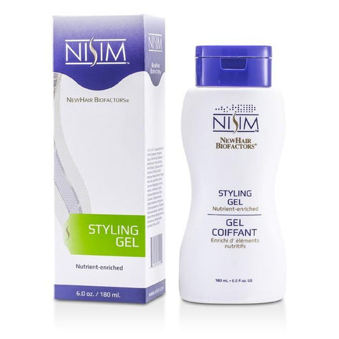 Nisim Styling Gel 180ml/6oz-Haircare-Cherry Birch