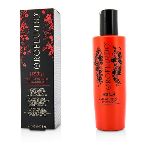 Orofluido Asia Zen Control Shampoo 200ml/6.7oz-Haircare-Cherry Birch