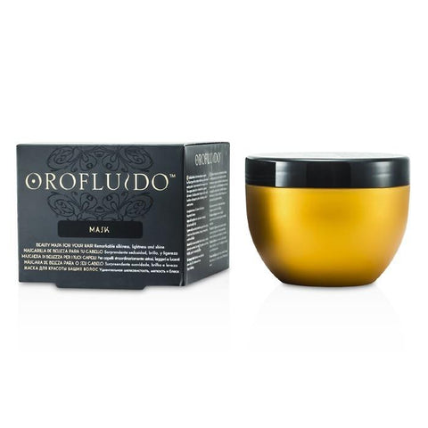 Orofluido Mask 250ml/8.4oz-Haircare-Cherry Birch