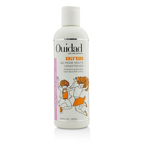 Ouidad Krly Kids No More Knots Conditioner (Curls For A Cure) 250ml/8.5oz-Haircare-Cherry Birch